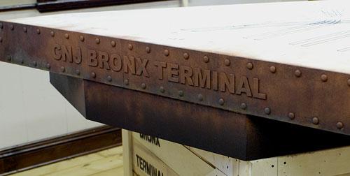 bronx terminal fascia
