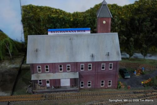 Springfield Train Show